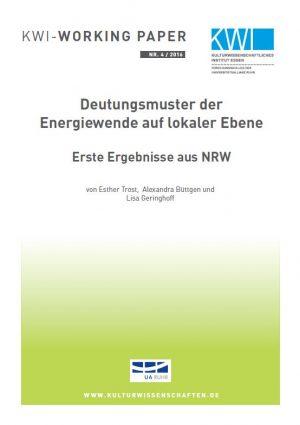 KWI-Working Paper